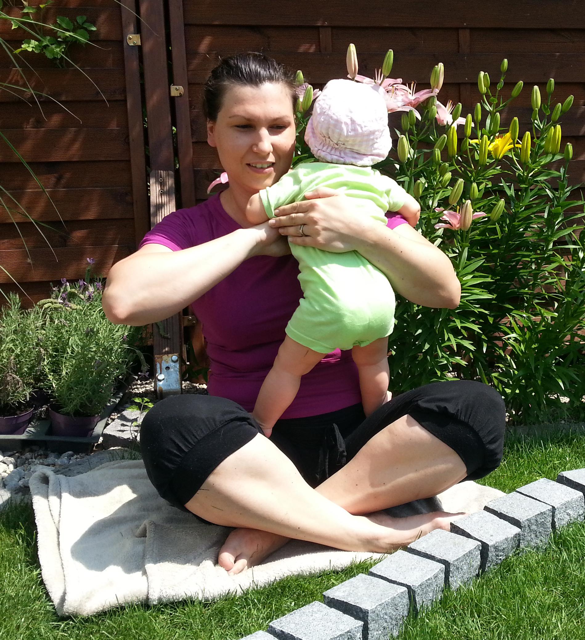 Craniosacrale Behandlung beim Kleinkind